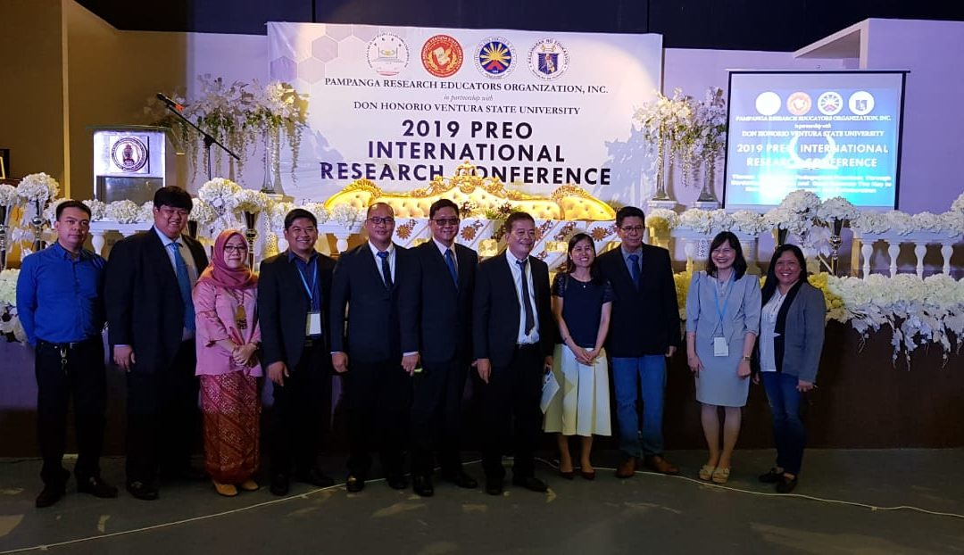 RSF at 2019 PREO International Research Conference (24-26 May 2019) in Phillippines