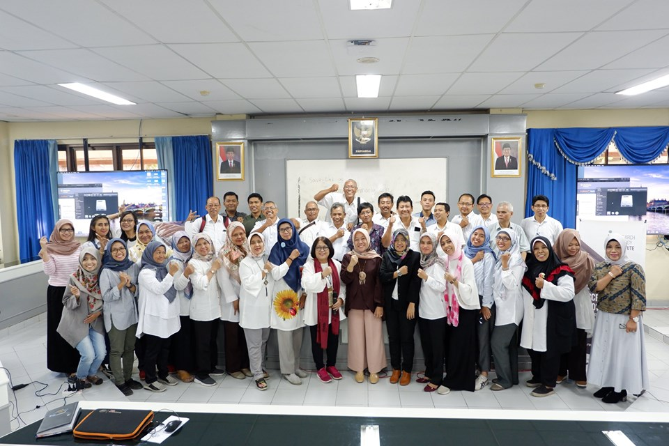 UPN Scientific and Academic Writing Workshop