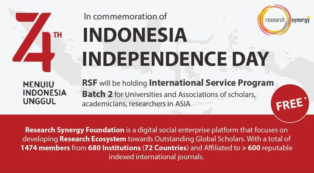 RSF International Service Program Batch 2