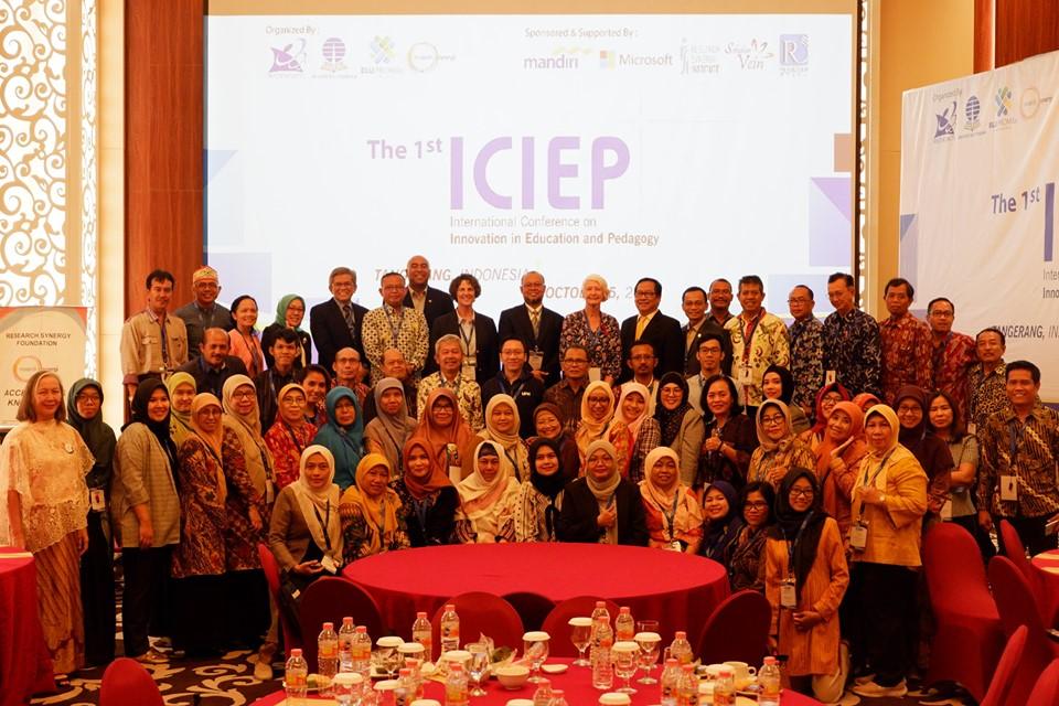 1st ICIEP 2019