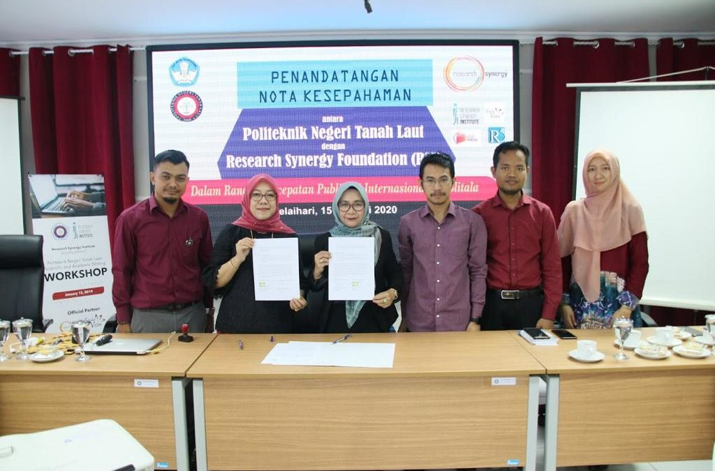 MoU Signing between Politala and RSF