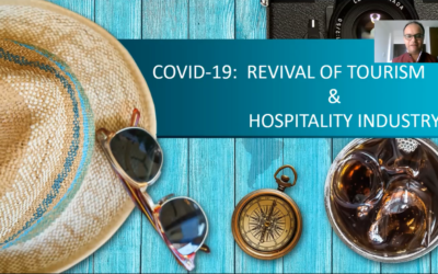 Online Lecturing Series #askExpert2: Covid-19:  Revival of Tourism and Hospitality Industry